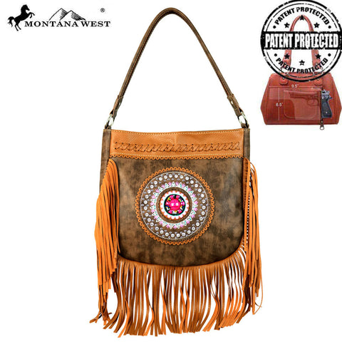 MW598G-116 Montana West Tribal Collection Concealed Handgun Hobo