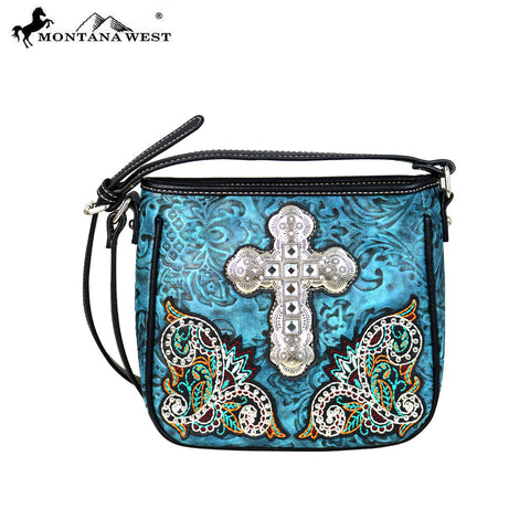 MW616-8360 Montana West Spiritual Collection Crossbody