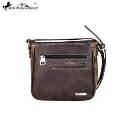 MW633-8360 Montana West Buckle Collection Crossbody