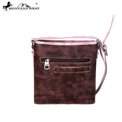 MW636-8360 Montana West Concho Collection Crossbody