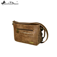 MW659-8360 Montana West Concho Collection Crossbody
