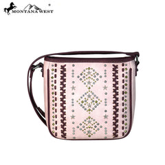 Montana West Aztec Collection Crossbody