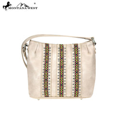 MW755-8360 Montana West Aztec Collection Crossbody Bag