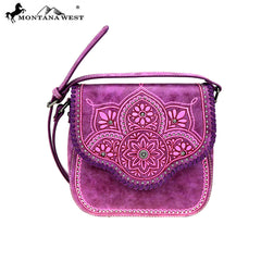 MW763-8360 Montana West Aztec Collection Crossbody