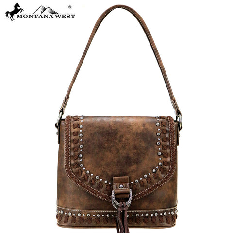 MW764-918 Montana West Western Collection Hobo Bag