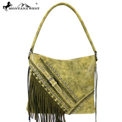 MW801-916 Montana West Fringe Collection Hobo