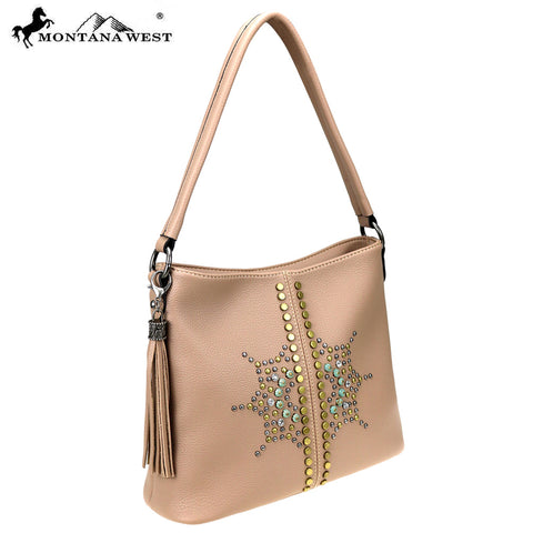 MW810-918 Montana West Aztec Collection Hobo