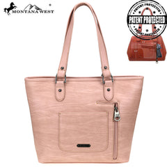 MW821G-8317 Montana West Aztec Collection Concealed Carry Tote