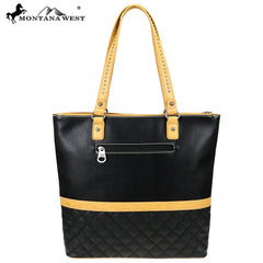 MW836-8113 Montana West Aztec Collection Tote