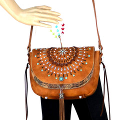 MW850-8360 Montana West Cut-out Collection Crossbody