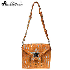 MW853-8360 Montana West Bling Bling Collection Shoulder/Crossbody