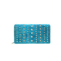 MW853-W010 Montana West Bling Bling Collection Wallet