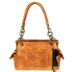 MW856G-8085  Montana West Aztec Collection Concealed Carry Satchel