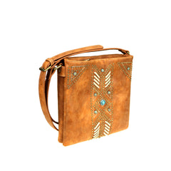 MW856G-9360  Montana West Aztec Collection Concealed Carry Crossbody