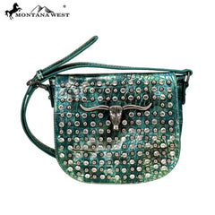 MW887-8360 Montana West Safari Collection Crossbody