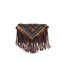 MW901-181 Montana West Signature Monogram Collection Clutch/Crossbody