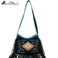 MW904-918 Montana West Aztec Collection Hobo