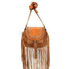 MW919-8360 Montana West Fringe Collection Crossbody