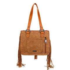 MW919G-8317 Montana West Fringe Collection Concealed Carry Tote
