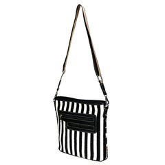 MW931-8360 Montana West Arrow Collection Canvas Crossbody