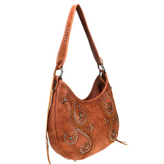 MW942G-918  Montana West Cut-Out Collection Concealed Carry Hobo