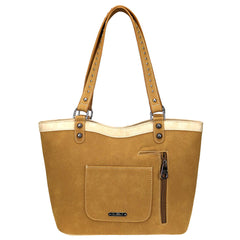 MW946G-8005 Montana West Embroidered Collection Concealed Carry Tote