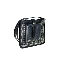MW947-8360 Montana West Buckle Collection Crossbody