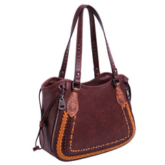 MW949G-8005 Montana West Tooled Collection Concealed Carry Tote