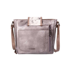 MW955G-9360 Montana West Cowhide Collection Concealed Carry Crossbody Bag