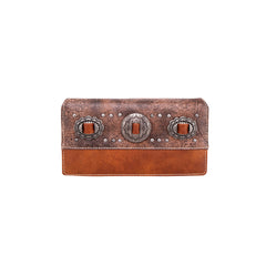 MW961-W010 Montana West Concho Collection Wallet
