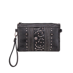 MW962-181 Montana West Concho Collection Clutch/Crossbody