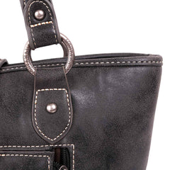 MW963G-8317 Montana West Buckle Collection Concealed Carry Tote