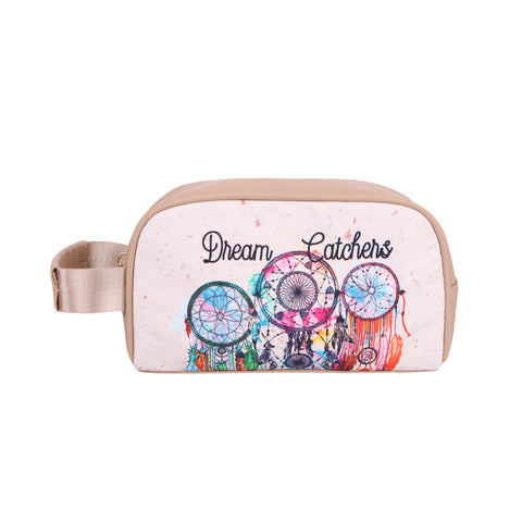 MW979-190  Montana West Dream Catchers Print Multi Purpose/Travel Pouch