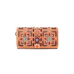 MW994-W010 Montana West Embroidered Collection Wallet