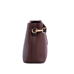 MWL-009 Montana West Real Leather Shoulder/Crossbody Bag