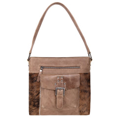 MWRG-918 Montana West Real Leather Hair-On Cowhide Collection Hobo