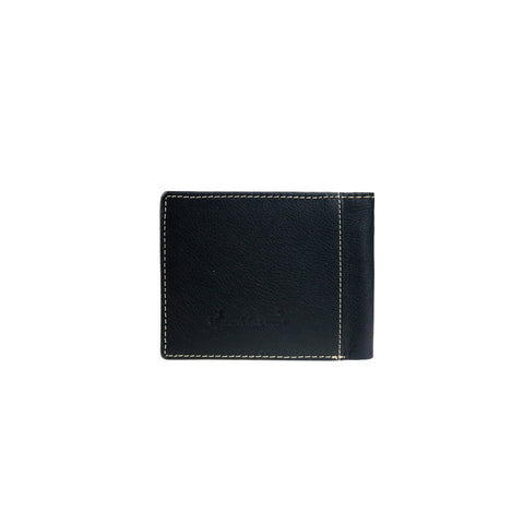 MWS-W025 Genuine Hair-On Leather Collection Men's Wallet