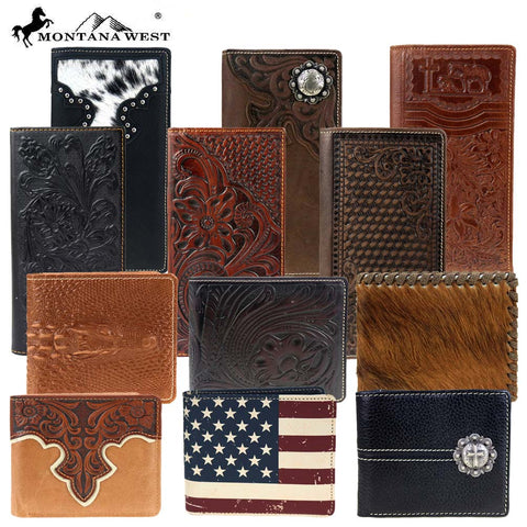 MWSMWL Mens Wallet Pre-Pack (24pcs/Box)