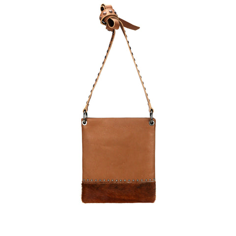 RLC-L136 Montana West Real Leather Shoulder/Crossbody Bag