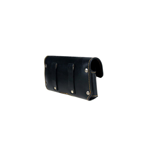 RLP-008S  Montana West Genuine Leather Belt Loop Holster Cell Phone Case