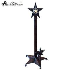 RSM-1794 Montana West Metal Lone-Star Paper Towel Holder