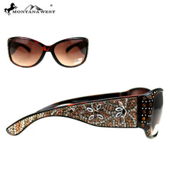 SGS-5102 Montana West Bling Bling Collection Sunglasses