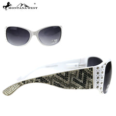 SGS-5105 Montana West Bling Bling Collection Sunglasses