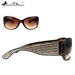 SGS-5106 Montana West Bling Bling Collection Sunglasses