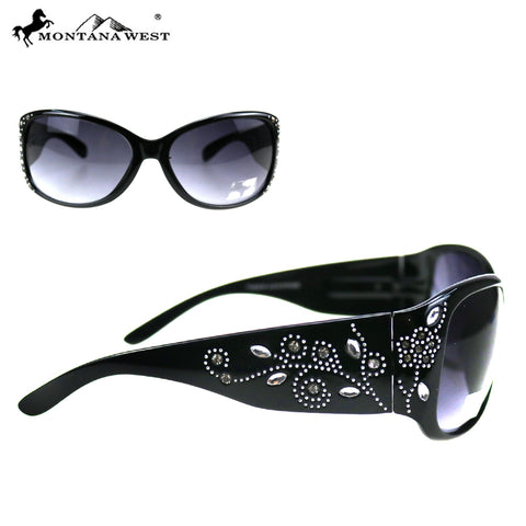 SGS-5109 Montana West Bling Bling Collection Sunglasses