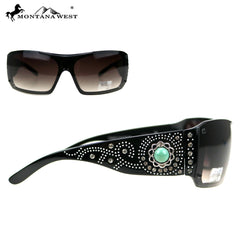 SGS-5202 Montana West Western Collection Sunglasses