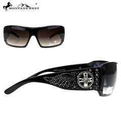 SGS-5205 Montana West Western Collection Sunglasses