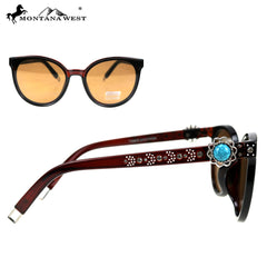 SGS-5301 Montana West Cat Eye Collection Woman Sunglasses