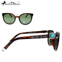 SGS-5301 Montana West Cat Eye Collection Woman Sunglasses By Pair