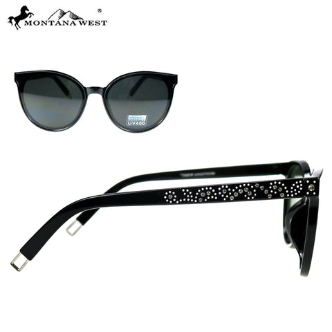 SGS-5302 Montana West Cat Eye Collection Woman Sunglasses